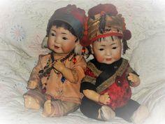 antike Puppe von Kestner Orientale | eBay