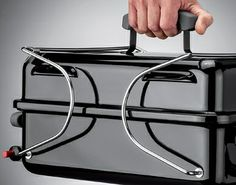 Weber go anywhere portable propane & charcoal grills are perfect for camping, tailgating, and grilling on the go!