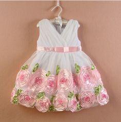 $20.88 (Buy here: https://alitems.com/g/1e8d114494ebda23ff8b16525dc3e8/?i=5&ulp=https%3A%2F%2Fwww.aliexpress.com%2Fitem%2FRose-Girl-Dress-2016-Summer-Dress-Cute-Toddler-Girl-Clothes-Birthday-Gift-Baby-Girl-Clothes-Dress%2F32554178099.html ) Rose  Girl Dress 2016 Summer Dress Cute Toddler Girl Clothes Birthday Gift Baby Girl Clothes Dress for just $20.88