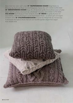 ISSUU - FILATI HOME (Handstrick No. 54) by FILATI Wolle-Handstrick-Mode