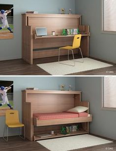 Convertible Furniture for Small Spaces | Multipurpose Convertible Furniture Small Space Solutions Apartment ...