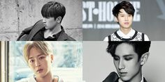 Shinhwa's Lee Minwoo, ZE:A's Ha Minwoo, 100%'s Seo Minwoo, Boyfriend's Noh Minwoo