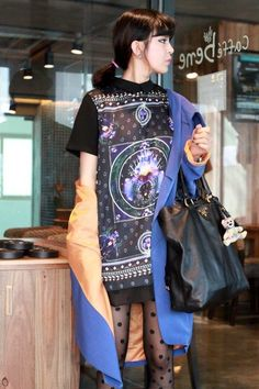 Psychedelic fashion <3