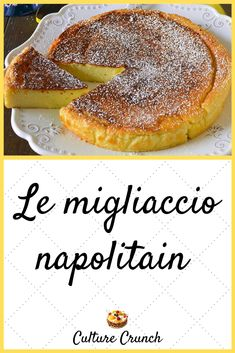 Italy Food, Biscuits, Cake Recipes, Deserts, Brunch, Food And Drink, Cooking Recipes, Yummy Food, Nutrition
