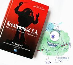 #Kreatywność #pixar