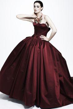 Sfilata Zac Posen New York - Pre-collezioni Primavera Estate 2013 - Vogue
