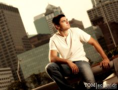Male Senior Portraits - Outdoor Senior Pictures - Gallery of Photos