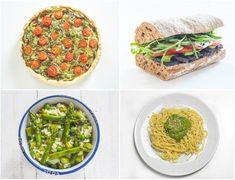 Die 5 besten Bärlauch Rezepte zum selber machen. Ob mit Nudeln, auf dem Brot oder im Risotto. So bereitet ihr Bärlauch am besten zu! - The Vegetarian Diaries