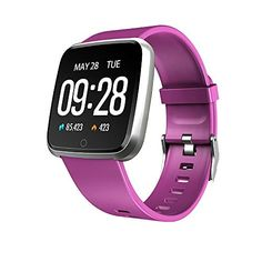 Touch Screen Health Companion Wearable Smartwatch for Apple Android iPhone LG - Electronics gadgets,Electronics apple,Electronics for teens,Electronics organization,Electronics projects Smartwatch, Waterproof Fitness Tracker, Wearable Device, Wearable Technology, Lg Electronics, Calorie Counter, Fitness Bracelet, Smart Bracelet, Fitness Watch