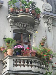 Basel ,CH #planters