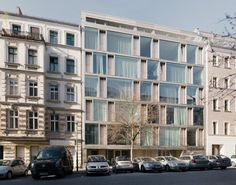 zanderroth architekten . Christburger residential buildings . Berlin ~ Great pin! For Oahu architectural design visit http://ownerbuiltdesign.com