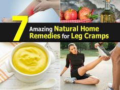 Psoriasis Revolution 7 Days - 7 Natural Home Remedies for Leg Cramps - some unique and rare tips on how to treat psoriasis in as little as 7 days and achieve complete freedom from inflamed itchy skin, silvery scales Cramp Remedies, Herbal Remedies, Healthy Drinks, Healthy Tips, Healthy Food, Psoriasis Cure, Leg Cramps, Leg Pain, Natural Health Tips
