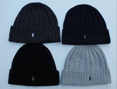 894ab8f8a4 Hats 52365  Polo Ralph Lauren Men S Skull Cap Beanie Wool Cuffed Nwt - gt