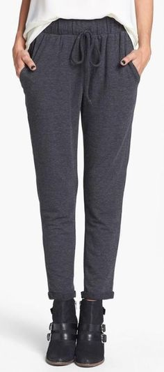 Comfy & stylish slouchy pants.