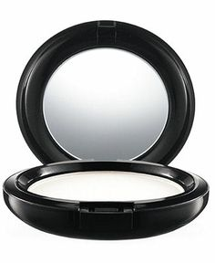 MAC Prep + Prime Transparent Finishing Powder/Pressed - Makeup - Beauty - Macy's