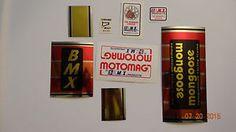Mongoose Motomag Decal Sticker Complete Set Old School BMX - $25.00 - http://www.carbonframebikes.com/us/MONGOOSE-BMX-STICKER-SET.html