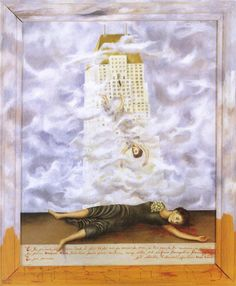 The Suicide of Dorothy Hale 1938 Frida Kahlo