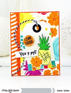 Jeanne Jachna for Pretty Little Studio using the Summer Vibes collection