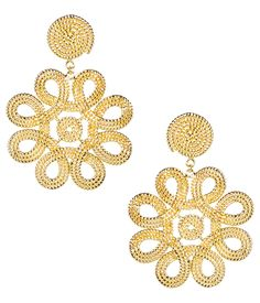 Shop the NEW Lisi Lech Gold Cameran Earrings at HAUTEheadquarters.com - Lisi Lerch Jewelry, Earrings, Tassels and More