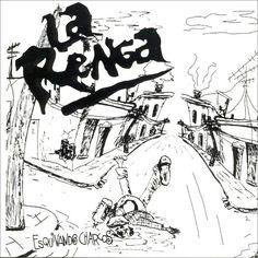 Esquivando Charcos, La Renga, 1991 Rock Roll, Music Do, Film Music Books, Reggae, Cover, Stencils, Kustom, Metal, Ideas