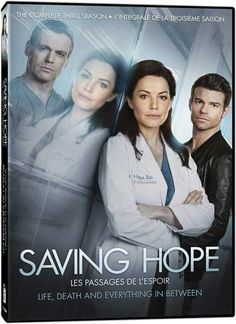 Season 3 of Saving Hope