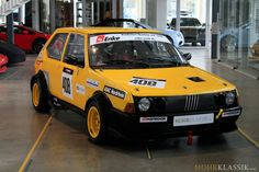 1985 Fiat Ritmo Abarth - 130 TC - 24h Rennwagen | Classic Driver Market