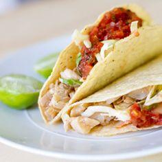 Fish Tacos – Striped Bass Tacos