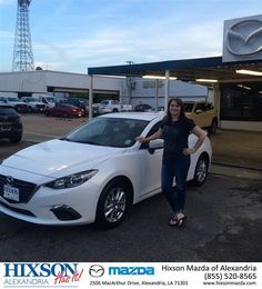 #HappyBirthday to Gina from Brandon Bordelon at Hixson Mazda of Alexandria!  https://deliverymaxx.com/DealerReviews.aspx?DealerCode=PSKP  #HappyBirthday #HixsonMazdaofAlexandria