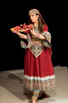 ❤  Beautiful Afghan Dress