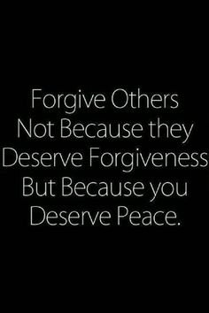 30 Forgiveness Quotes That Show That You Care