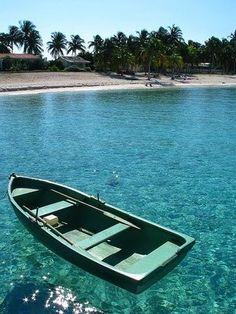 Cuban waters