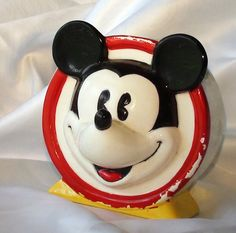Mickey Mouse Toothbrush Holder Pen Holder by HalosHome on Etsy, $9.89