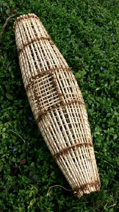 DIY Fish Trap - Great Bushcraft Resource