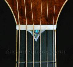 Acoustic Guitar Nut Accent