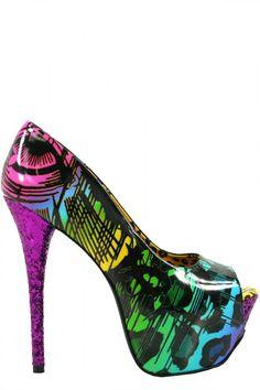 2d159407895b Tattoo heels