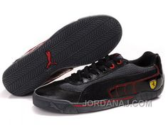 http://www.jordanaj.com/mens-puma-speed-cat-in-black-red-for-sale.html MEN'S PUMA SPEED CAT IN BLACK/RED FOR SALE Only $89.00 , Free Shipping!