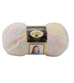 Purl Essence Angel Hair Boucle Yarn- Multi
