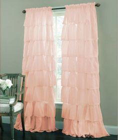 cortinas de babados - Pesquisa Google