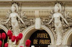 Monte Carlo Daily Photo: Casino area