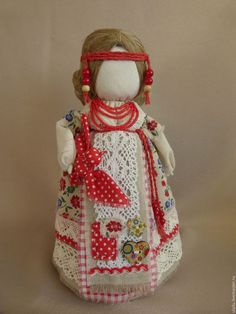Sewing Dolls, Handmade Art, Decoration, Folk Art, Doll Clothes, Lunch Box, Scrap, Crafts, Bags