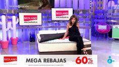 """Y ayer Gema López, colaboradora de #SálvameLimón  decía: """"Deja de #dormir  en un #colchón antiguo y pásate a lo que ya tenemos 500.000 personas en nuestra casa, un colchón pensado para cuidar nuestra #salud."""" #Bedland   #Sleep Innovation  www.bedland.es  #instasleep #instabed #instacama #instacolchon #relax #zzz #bed #descanso #colchon #descansa #cama #camas #noche #dormir #dormirbien #dormirfeliz #hogar #casa #habitacion #sueño #siesta #dormitorio #salvame #Telecinco"""