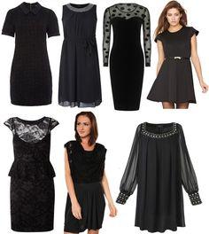 The Ways To Wear Challenge #1 – The Little Black Dress | Gemma ...