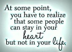 Stay in heart but not life