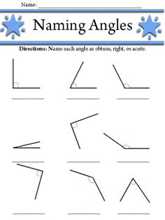 Printables Angles Worksheet angles and worksheets on pinterest worksheet