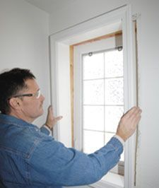 Using Pvc Jamb Extension For An Alternative To Interior Window Trim Interior Window Trim Window Trim Interior Windows