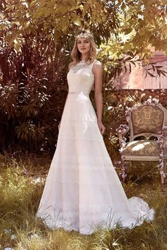Novia D,Art 2017 Wedding Dress Yaiza
