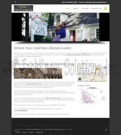 Villas at Windsor Way Website #techknowsolutions