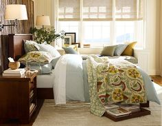 Pottery Barn Bedrooms | 28 Elegant and Cozy Interior Designs by Pottery Barn | 4BetterHome