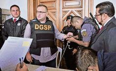 PGR utilizará contra Javier Duarte testimonios de su círculo de prestanombres; Suma 19 pruebas contra él y confían en visculación | El Puntero