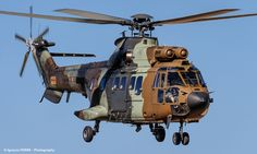 AS-532UL Cougar (Spanish Army HT.27-05 / ET-653)
